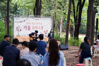 음악소풍‧영화제…서울시, 17개 공원에서 가을 정취 만끽