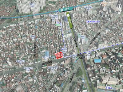 7호선 상봉역 인근에 '역세권 청년주택' 83호…내년2월 착공