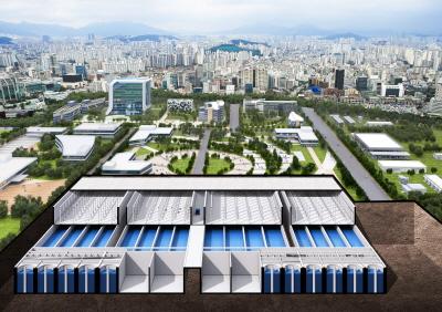 서울시 4개 물재생센터, 미래 전략산업 육성 신 거점으로
