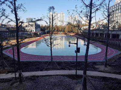 양평1유수지에 한강수질개선 '저류조' 설치…상부 체육공원 조성