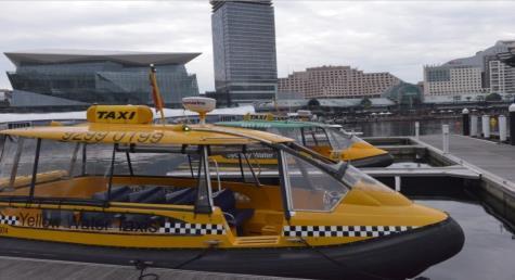 해수면 연안 수역에서 수상 택시‧버스 도입
